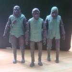 Planète des singes (1968) : encore des proto NECA