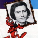 René Borg, le papa de Nono le petit robot nous a quitté