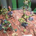 Revoltech lance des figurines Tortues Ninja