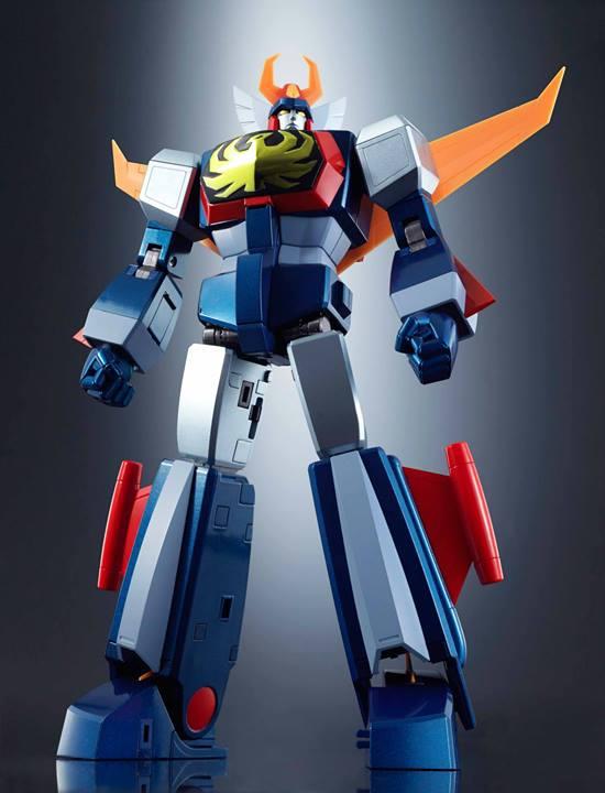 Soul Of Chogokin – Trider G7 - Invincible Robo Trider G7