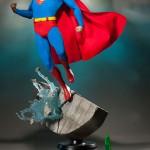 superman premium format sideshow christopher reeve