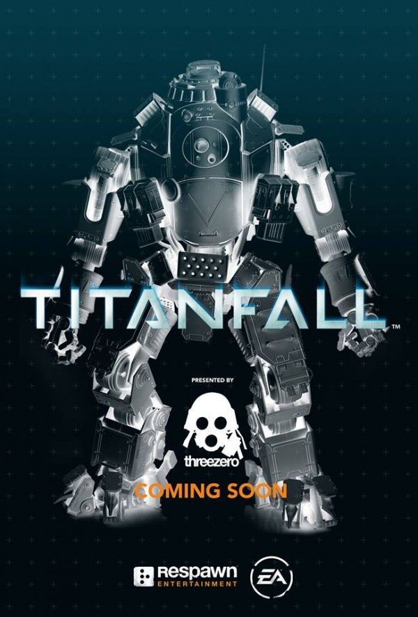 titan fall threezero