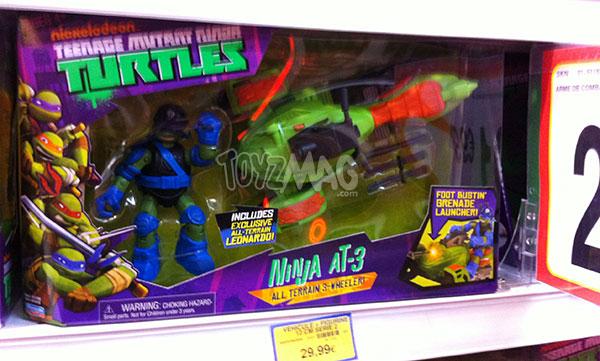 TMNT Ninja AT-3