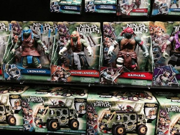 Teenage Mutant Ninja Turtles Tortues ninja 2014