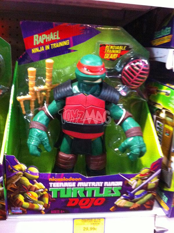 tortues ninja Dojo Raphael