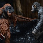 Dawn of the Planet of the Apes : les figs NECA en images