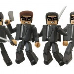 Kill Bill Minimates : au tour des Crazy 88 !