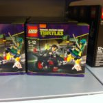 Dispo en France : LEGO Tortues Ninja série 2