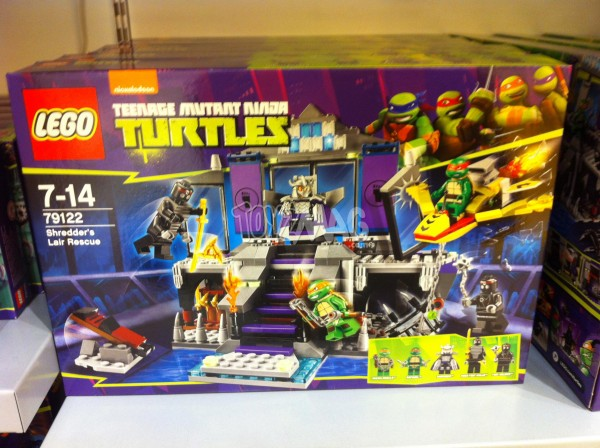Lego Tortues Ninja - Teenage Mutant Ninja Turtles serie 2 TMNT