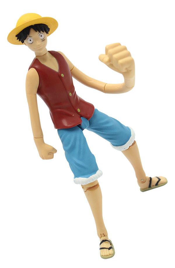 Luffy figurine obyz