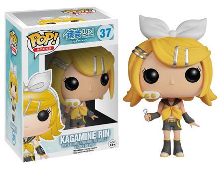 Pop Vocaloids  Kagamine Rin