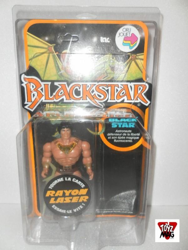 Instant Vintage  John Blackstar (Orli Jouet 1985)