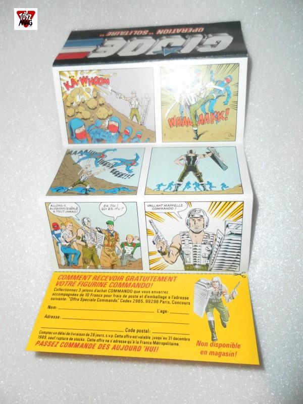 Instant Vintage Hydro Vipère G.I Joe (Hasbro 1988)