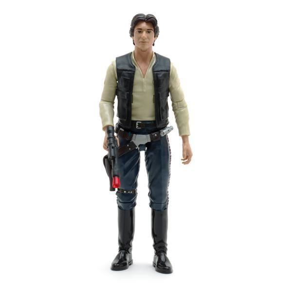 Star Wars- Intergalactique Exclu Disney Store Han Solo
