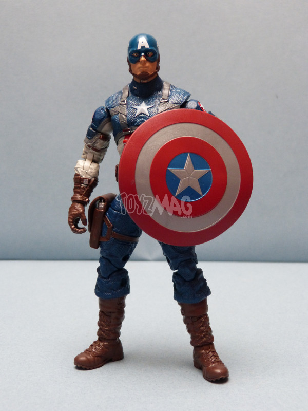 WW2 captain america marvel legends infinite 1