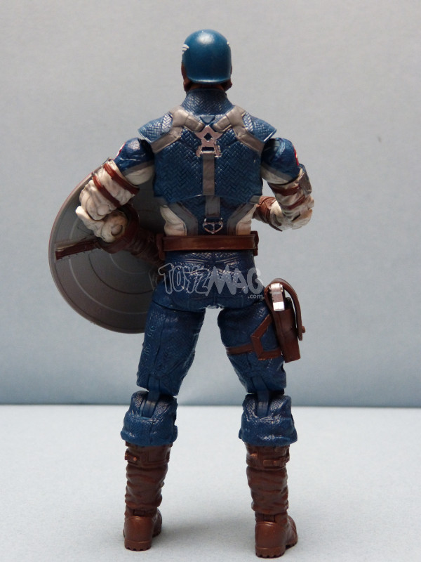 WW2 captain america marvel legends infinite 5