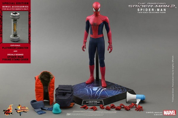 amazing spider-man 2 hot toys (7)