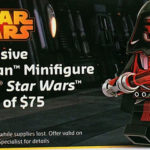 Darth Revan figurine exclu LEGO en Mai