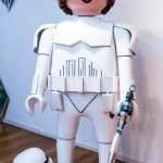 Un Playmobil Star Wars géant à Drouot made in Montfort !