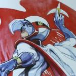 Ippei KURI le créateur de Judo Boy invité Japan Expo 2014