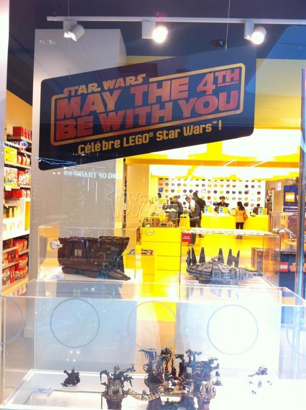 Célébrez les 15 ans de LEGO STAR WARS du 28 avril au 4 mai !