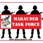 Marauder Inc. annonce des figurines : Marauder Task Force
