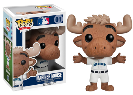mariner moose funko pop