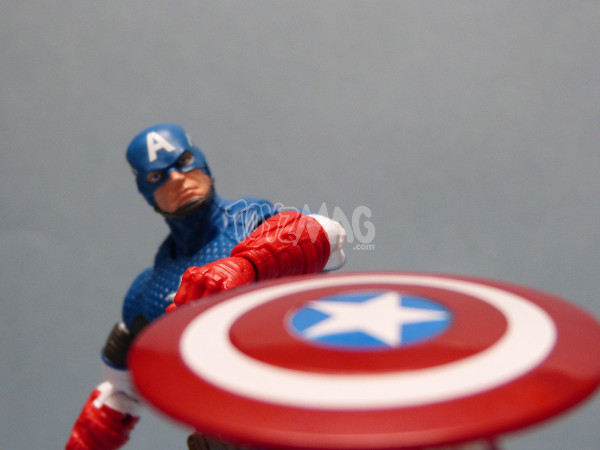 marvel now captain america marvel legends 13