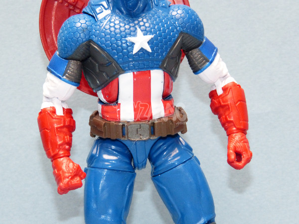 marvel now captain america marvel legends 3