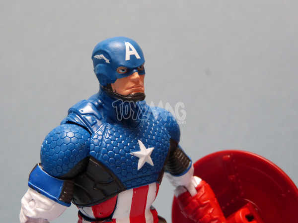 marvel now captain america marvel legends 8