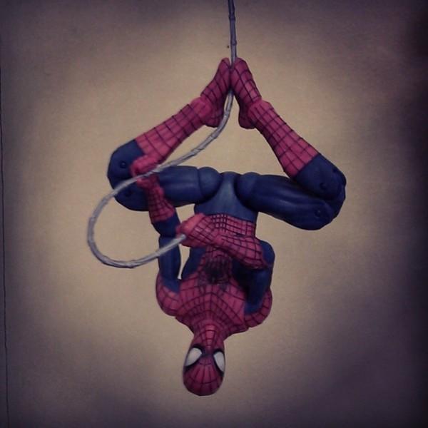 marvel select amazing spider-man 2 1