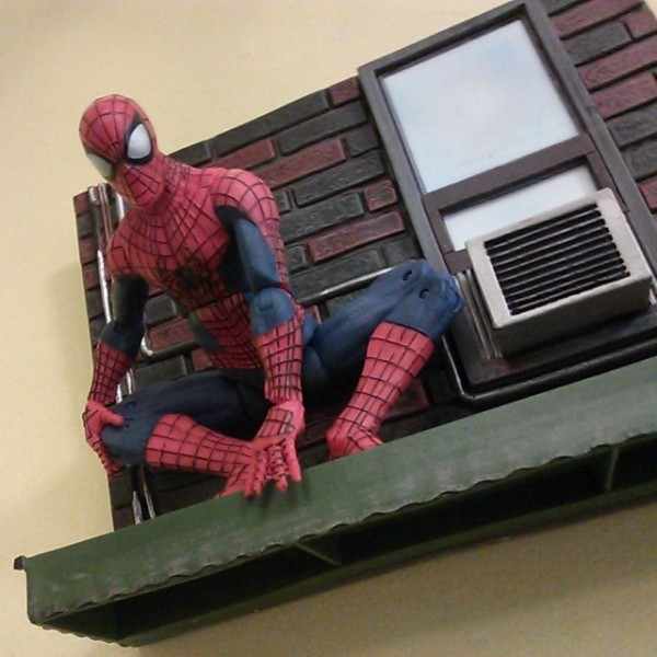 marvel select amazing spider-man 2 2