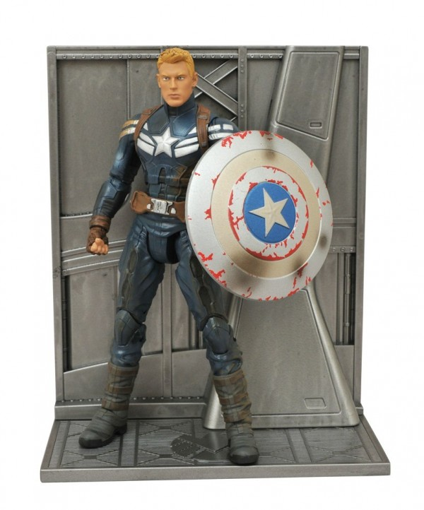 marvel select cap dst battledamaged unmasked 1