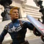 Marvel Select : Captain America Unmasked