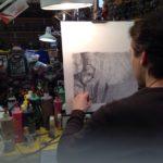 Coulisses : un illustrateur chez NECA