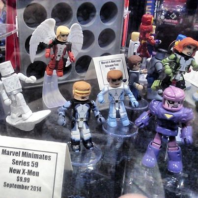new x-men minimates marvel series 59
