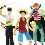 Des figurines One Piece par OBYZ