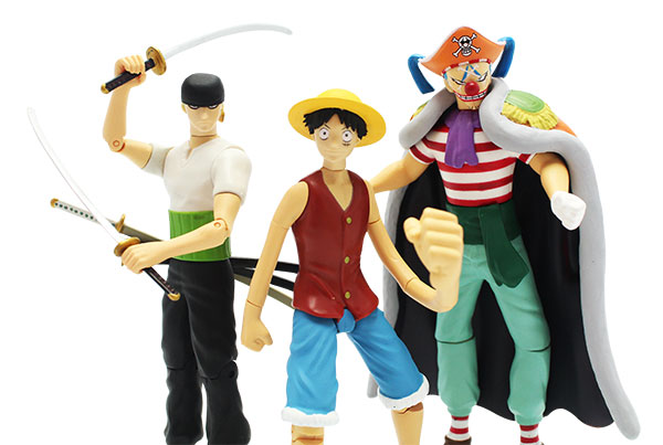 one piece  figurine obyz