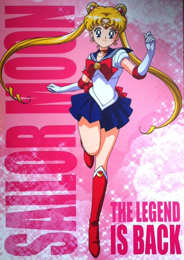 sailor moon La légende est de retour