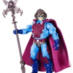 Les images officielles de Skeletor NA