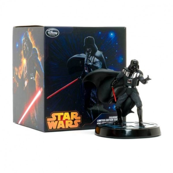 Star Wars Dark Vador disney store exclu 2014