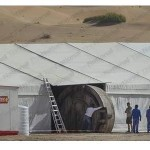 Star Wars : 1ère photo du tournage à Abu Dhabi ?