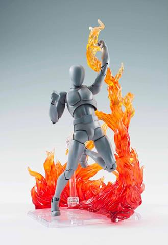 tamashii red flame