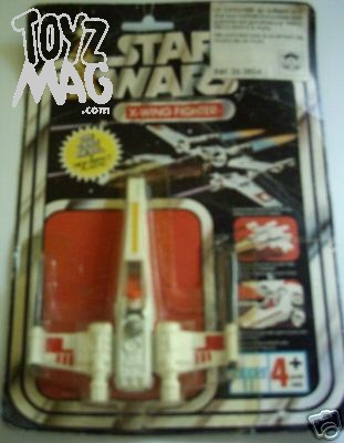 tm die cast x wing