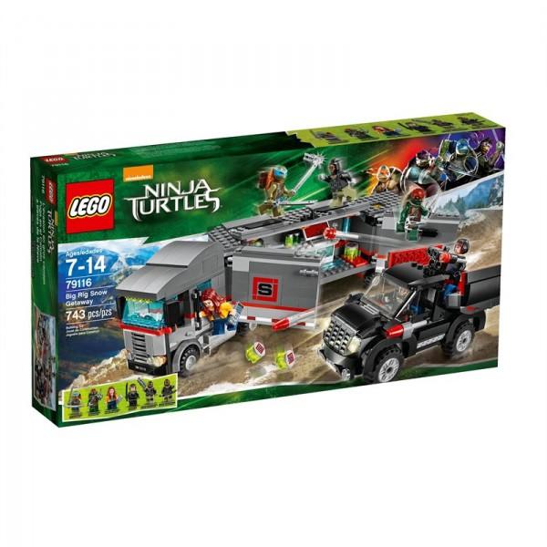 tmnt LEGO le film