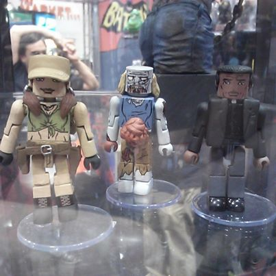 walking dead minimates series 6 tru exclu