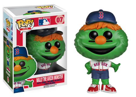 whally the green monster funko pop