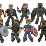 Marvel Minimates : les détails de la série 55