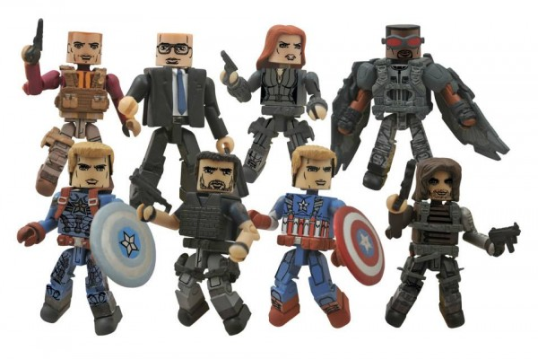 winter soldier captain america minimates 13