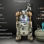 Deluxe R2-D2 par Sideshow